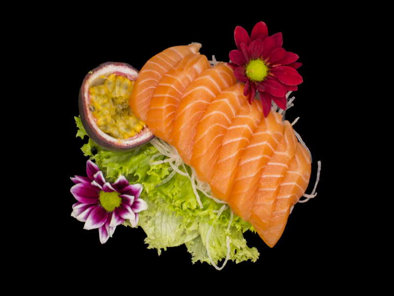 Sashimi Traditional Salmão
